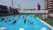 プール開放